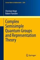 Complex Semisimple Quantum Groups and Representation Theory