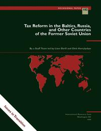 Tax Reform in the Baltics, Russia, and Other Countries of the Former Soviet Union【電子書籍】[ Liam Mr. Ebrill ]