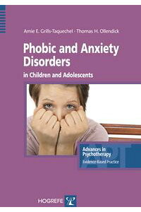 PhobicandAnxietyDisordersinChildrenandAdolescents