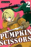 Pumpkin Scissors 2