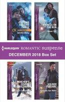 Harlequin Romantic Suspense December 2018 Box Set