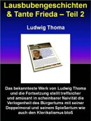 Lausbubengeschichten & Tante Frieda - Teil 2