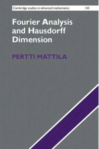 FourierAnalysisandHausdorffDimension