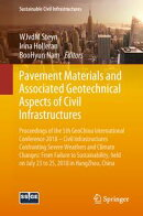Pavement Materials and Associated Geotechnical Aspects of Civil Infrastructures