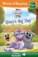 World of Reading: Puppy Dog Pals: Hissy's Big Day