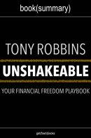 Book Summary: Unshakeable by Tony Robbins