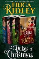 12 Dukes of Christmas (Books 1-4) Boxed Set