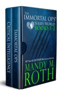 The Immortal Ops Series World Collection Books 1-2