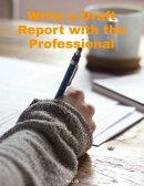 Write a Draft Report Professionally