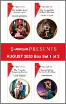 Harlequin Presents - August 2020 - Box Set 1 of 2