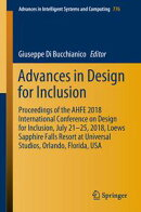 Advances in Design for Inclusion
