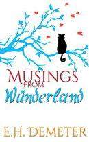 Musings from Wünderland