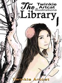 The Twinkie Artcat Illustration Library 1【電子書籍】[ Twinkie Artcat ]