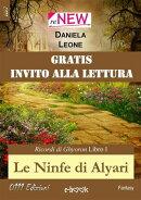 Le Ninfe di Alyari - Invito alla lettura