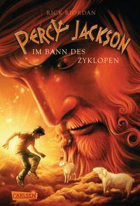 Percy Jackson - Im Bann des Zyklopen (Percy Jackson 2)【電子書籍】[ Rick Riordan ]