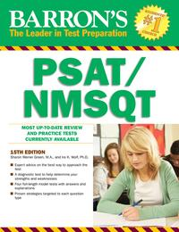 PSAT/NMSQT,16thedition