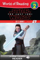 World of Reading Star Wars: The Last Jedi: Rey's Journey