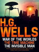 H.G Wells: The War of the Worlds, The Time Machine, The Invisible Man with Accompanying Facts, Free Audio li…