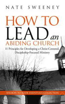 How to Lead an Abiding Church: 11 Principles for Developing a Christ-Centered, Discipleship-Focused Ministry