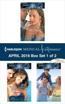 Harlequin Medical Romance April 2016 - Box Set 1 of 2