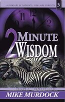 2 Minute Wisdom, Volume 3