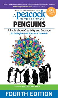 APeacockintheLandofPenguinsAFableaboutCreativityandCourage