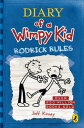 Diary of a Wimpy Kid: Rodrick Rules【電子書籍】[ Jeff Kinney ]