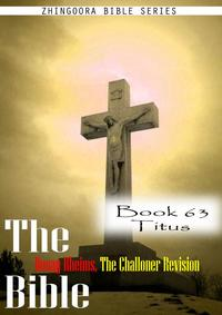 TheBibleDouay-Rheims,theChallonerRevision,Book63Titus