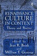 Renaissance Culture in Context