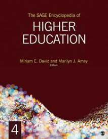 The SAGE Encyclopedia of Higher Education【電子書籍】