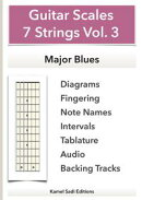 Guitar Scales 7 Strings Vol. 3