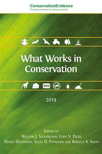 WhatWorksinConservation2019