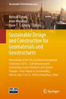 Sustainable Design and Construction for Geomaterials and Geostructures