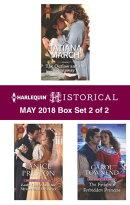 Harlequin Historical May 2018 - Box Set 2 of 2