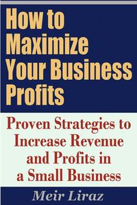 HowtoMaximizeYourBusinessProfits:ProvenStrategiestoIncreaseRevenueandProfitsinaSmallBusinessSmallBusinessManagement