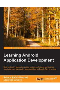 LearningAndroidApplicationDevelopment