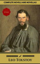 Leo Tolstoy: The Complete Novels and Novellas (Gold Edition) (Golden Deer Classics) [Included audiobooks lin…