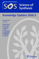 Science of Synthesis Knowledge Updates: 2016/3