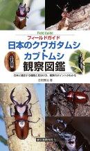 日本のクワガタムシ・カブトムシ観察図鑑