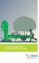 Normas de competencia para el sector agropecuario