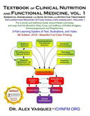 Textbook of Clinical Nutrition and Functional Medicine, vol. 1
