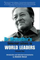 Dr Mahathir's Selected Letters to World Leaders-Volume 1