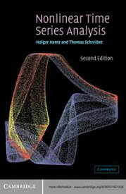 Nonlinear Time Series Analysis【電子書籍】[ Holger Kantz ]