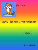 Early Phonics 1 Worksheets