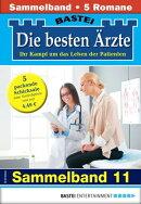 Die besten Ärzte 11 - Sammelband