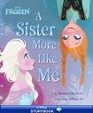 Frozen: A Sister More Like MeA Disney Read-Along【電子書籍】[ Barbara Jean Hicks ]