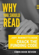 Why You Should Read - Judy Robinett's Book Crack the Funding Code