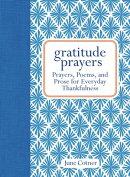 Gratitude Prayers