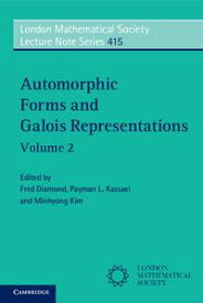 Automorphic Forms and Galois Representations: Volume 2【電子書籍】