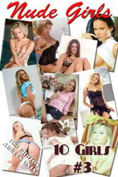10 Nude Girls #3, Collectors Edition